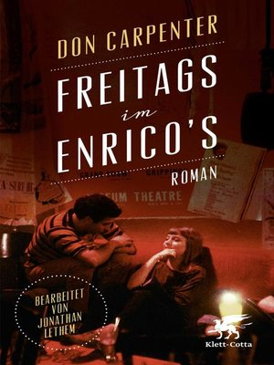 cover image of Freitags im Enrico's